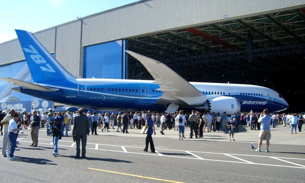 Meta Slider - HTML Overlay - Boeing_787_Roll-out